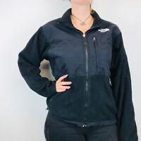 The North Face Denali Polartec Fleece Women's Small Black Full Zip