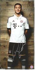 Thiago Alcantara (il Bayern Monaco) - 2013/2014 - ORIGINALE-STEMMA