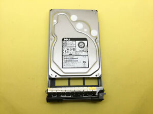 Dell 0F9W8 00F9W8 4TB 7.2K SAS 12Gb/S 3.5in HDD MG04SCA40EN