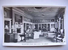 Kelso – Mellerstain House, The Library. (Early to mid 1900s)