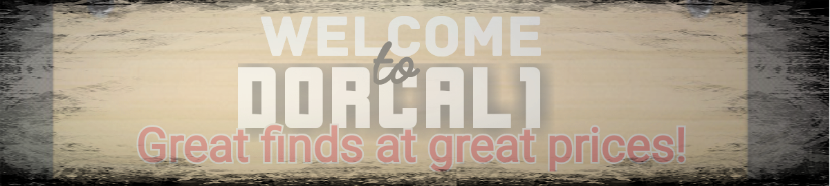 Dorcal1 - Great finds at prices!