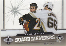 12-13 Limited Mario Lemieux /199 Board Members Penguins 2012