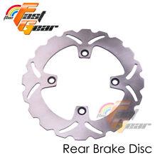 Solid Rear Brake Disc Rotor x1 For Honda XL650V Transalp 00 01 02 03 04 05-07