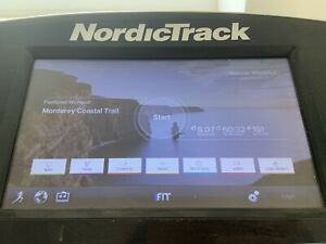 nordic track treadmill T23.0 with iFit - EXCELLENT Condition.