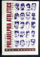 The Ultimate Philadelphia Athletics Reference Book 1901-1954 1st Trade Pbk FINE
