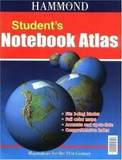 Hammond Student's Notebook Atlas by Hammond World Atlas Corporation
