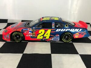 RCCA ELITE 1:24 Jeff Gordon #24 DuPont 2005 Daytona 500 Raced Win #907 of 1524