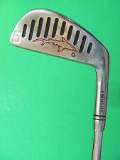 "37 1/4"" Pat Simmons Piranha #5 Iron. Regular Flex Steel Shaft."