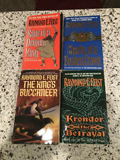 Raymond E. Feist Book Lot