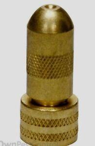 CHAPIN Brass Adjustable Spray Nozzle Sprayer Cone Garden Univseral 6-6002 NEW!!!
