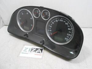 Quadro Strumenti VW Passat 3BG 1.9 TDI 130cv AVF 2002 3B0920826A