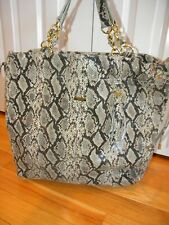 TRINA Reptile DRAWSTRING Purse Large XL BAG