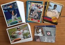 2012 Topps Baseball Series 1 & 2 & Update You Pick 20 Cards Complete Your Set