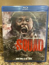 The Squad (2011) Blu-Ray Scream Factory Sold Out Oop New Sealed Horror Spanish