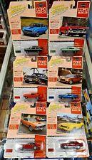 Johnny Lightning - Hemmings Auto World1971 Ford Mustang Boss 351 #6
