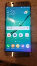 Samsung Galaxy S6 Edge G925a 64GB CELLPHONE, Silver, AT&T GSM Unlocked