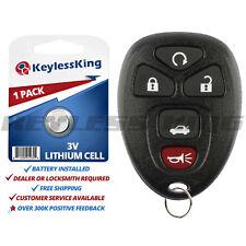 Fits 2007-2009 Saturn Aura Keyless Entry Remote Car Key Fob 22733524