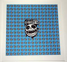 Gorillaz Blotter Art /Fan Art perforated 900 hits  psychedelic acid art
