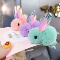 Korean style Baby Headdress Bunny Hair Clip Rabbit Hairpin Hair Accessories