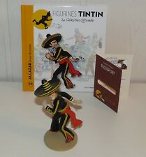 COLLECTION FIGURINES TINTIN MOULINSART 2011 ALCAZAR 7 BOULES CRISTAL HERGE