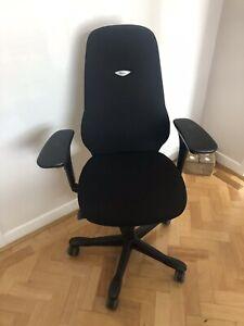 Kinnarps Plus 8 Chair Freefloat