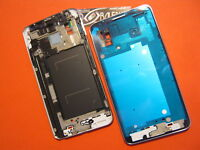 TELAIO FRONT COVER LCD ALLOGGIAMENTO PER GALAXY NOTE 3 NEO SM N7505 ON OFF VOLUM