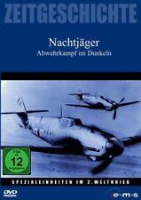 DVD NACHTJÄGER IM ZWEITEN WELTKRIEG - Dokumentation - Flugzeuge *** NEU ***