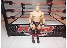 "CHRIS JERICHO 2012 MATTEL WRESTLING FIGURE JAKKS WWE WWF 7"" SIGNATURE ELITE HTF"