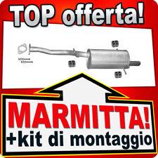 Silenziatore Posteriore SUBARU FORESTER (SG) 2.0 116KW Marmitta AEY