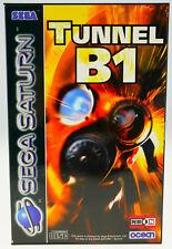 Bandai Namco Entertainment Tunnel B1 - Segasaturn Spiel USK 6