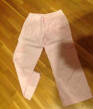 Damen Sommer Capri Hose hell rosa Tom Tompson Gr. 36