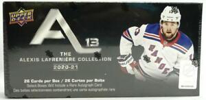 2020-21 Upper Deck Alexis LaFreniere Hockey Hobby Box