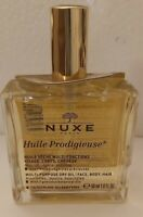 NUXE 50 ml Huile PRODIGIEUSE Visage Corps Cheveux NEUF