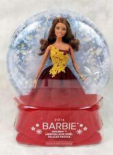 Barbie Happy Holdays Red Dress 2016 New BNIB