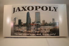 RARE collectible JAXOPOLY The Best Places To Eat Drink & Be Merry Board Game NIB