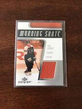 2001-02 01-02 Upper Deck MVP Morning Skate Jersey Eric Lindros Flyers