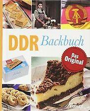 DDR Backbuch - Das Original von .   Buch   Zustand sehr gut
