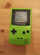 Nintendo Game Boy Color - Grün