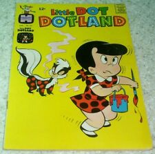 Little Dot Dotland 34, FN/VF (7.0) 1968, 5 pages Richie Rich! 40% off Guide