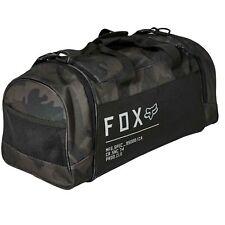 Fox Travel 180 Duffle 40 Litre Bag Black Camo