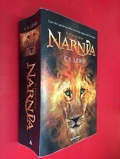 C.S. LEWIS - LE CRONACHE DI NARNIA 7 Romanzi COMPLETI Mondadori (2005) Libro