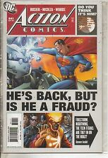 DC Comics Action Comics #841 September 2006 One Year Later NM