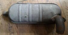 Auspuff Farymann Diesel Baumaschinen Bootsmotoren Schalldämpfer