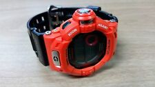 Vintage G-Shock Pilot GW9200 Dragon Riseman Rescue Orange Solar Alti-Baro Thermo