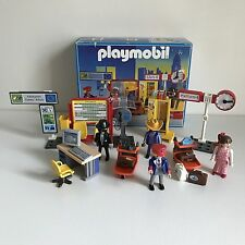 Vintage 1999  Playmobil  4303 Ticket Billets in Original Box With Instructions