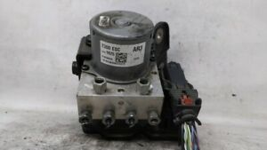 2015-2016 Chevrolet Sonic Abs Pump Control Module 104505