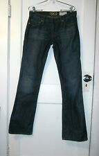 Terrific! Women's Blue GAP Low Rise Denim Jeans, Sz 8 Reg