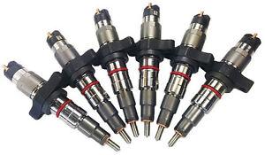 Common Rail Injector for 04.5-07 Dodge Cummins 5.9L Diesel 325HP (PFI505K)