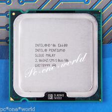 100% OK SLGUG Intel Pentium Dual-Core E6600 3.06 GHz CPU Processor LGA 775