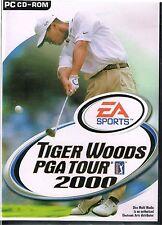 Tiger Woods PGA Tour 2000 PC-CD FSK  0 neuwertig